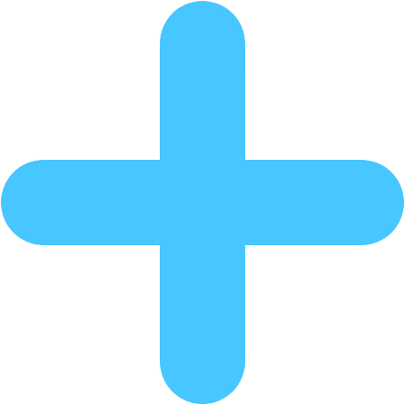 Big Blue Plus icon
